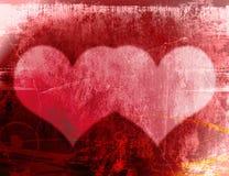 Priorità bassa dell'innamorato Immagine Stock