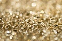 Priorità bassa dell'oro immagini stock libere da diritti
