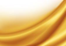 Priorità bassa dell'oro illustrazione vettoriale