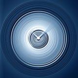 priorità bassa dell'orologio 3d Immagini Stock Libere da Diritti