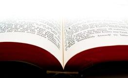Priorità bassa della bibbia Immagini Stock