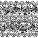 Priorità bassa della Boemia zingaresca floreale di stile illustrazione vettoriale
