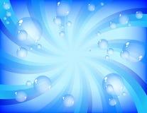 Priorità bassa della bolla Immagine Stock Libera da Diritti