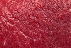 Priorità bassa della carne del manzo Fotografie Stock