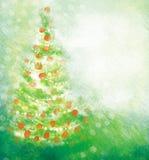 Priorità bassa della cartolina di Natale Royalty Illustrazione gratis