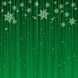Priorità bassa della cartolina di Natale illustrazione vettoriale