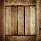 Priorità bassa della casella di legno Immagine Stock Libera da Diritti
