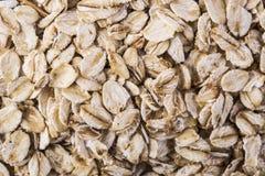 Priorità bassa della farina d'avena Immagine Stock