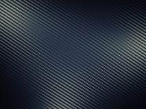 Priorità bassa della fibra del carbonio illustrazione vettoriale