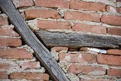 Priorità bassa della foto di struttura della parete di pietra Immagine Stock