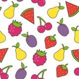 Priorità bassa della frutta. Fotografia Stock Libera da Diritti