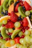 Priorità bassa della frutta Immagine Stock Libera da Diritti