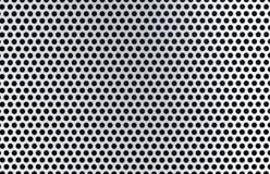 Priorità bassa della maglia dell'acciaio inossidabile Fotografia Stock