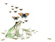 Priorità bassa della natura Royalty Illustrazione gratis