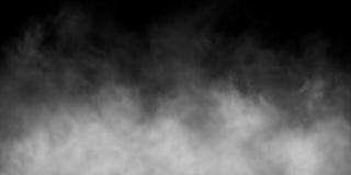 Priorità bassa della nebbia di Smokey Fotografia Stock