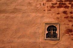 Priorità bassa della parete del Marocco Fotografia Stock Libera da Diritti