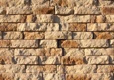 Priorità bassa della parete della roccia Immagini Stock