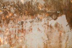 Priorità bassa della parete di Grunge Fotografie Stock Libere da Diritti