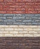 Priorità bassa della parete di pietra. Fotografia Stock
