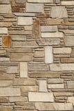 Priorità bassa della parete di pietra Immagine Stock Libera da Diritti