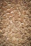 Priorità bassa della parete di pietra Immagini Stock
