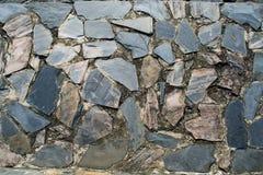 Priorità bassa della parete di pietra. Immagine Stock