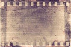 Priorità bassa della pellicola Fotografia Stock