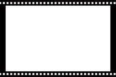 Priorità bassa della pellicola Fotografie Stock