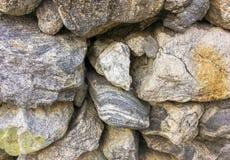 Priorità bassa della roccia Fotografia Stock