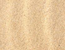 Priorità bassa della sabbia Immagini Stock