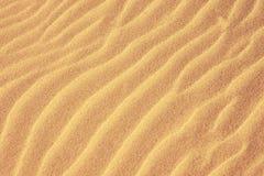 Priorità bassa della sabbia del deserto Immagine Stock Libera da Diritti