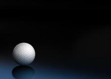 Priorità bassa della sfera di golf della strumentazione di sport fotografia stock libera da diritti