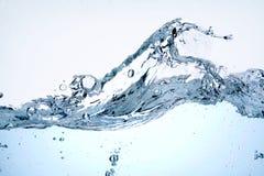 Priorità bassa della spruzzata dell'acqua immagine stock libera da diritti