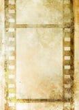 Priorità bassa della striscia della pellicola di Grunge Fotografia Stock