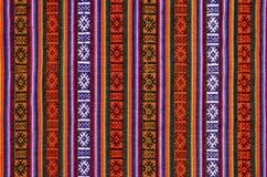 Priorità bassa della tessile, Sikkim immagini stock