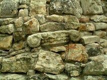 priorità bassa della Vecchio-pietra Fotografie Stock Libere da Diritti