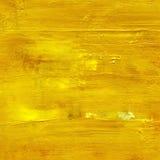 Priorità bassa della vernice dell'oro Fotografia Stock