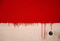 Priorità bassa della vernice della sgocciolatura Fotografie Stock