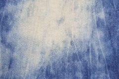 Priorità bassa delle blue jeans Immagini Stock