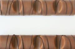 Priorità bassa delle caramelle di cioccolato Fotografie Stock