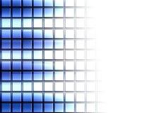 Priorità bassa delle mattonelle di mosaico Fotografie Stock Libere da Diritti