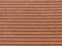 Priorità bassa delle mattonelle di tetto Immagini Stock Libere da Diritti