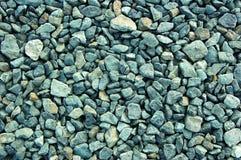 Priorità bassa delle pietre frantumate Immagine Stock