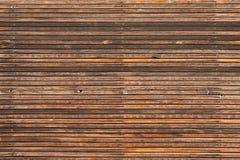 Priorità bassa delle schede di legno Immagine Stock Libera da Diritti