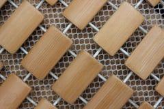Priorità bassa delle schede di legno Fotografie Stock