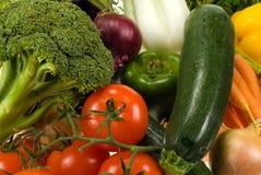 Priorità bassa delle verdure fotografia stock