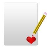 Priorità bassa di amore royalty illustrazione gratis