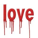 Priorità bassa di amore illustrazione vettoriale