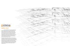 Priorità bassa di architettura Fotografia Stock