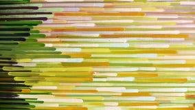 Priorità bassa di arte astratta Colori acrilici del pigmento sulla tavolozza Fotografie Stock Libere da Diritti